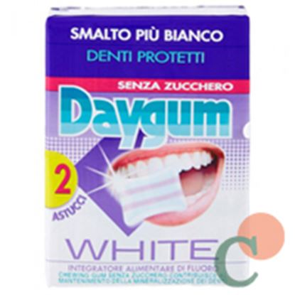 Picture of DAYGUM WHITE AST.X 2 GR.58