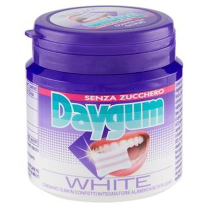 Picture of DAYGUM WHITE BARATTOLO GR.101