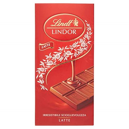 Picture of TAVOLETTA LINDOR LATTE GR.100