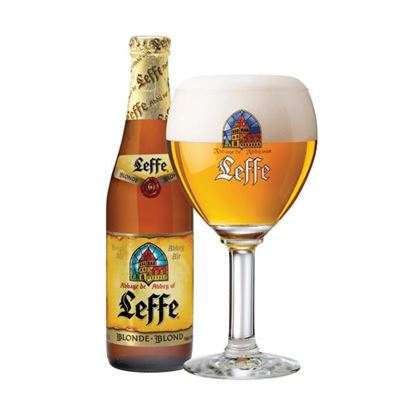 Picture of BIRRA LEFFE BLONDE CL.33