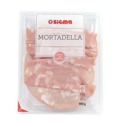 Picture of MORTADELLA SIGMA 100 GR