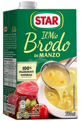 Picture of BRODO PRONTO STAR MANZO -30% SALE LT.1