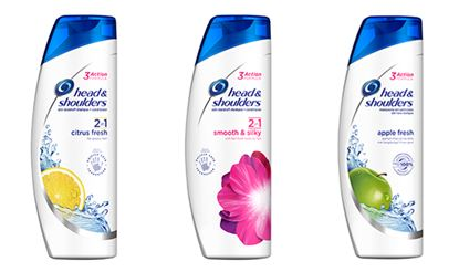 Picture of SHAMPOO 3ACTION HEAD&SHOULDERS NUTRIENTE