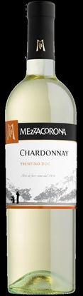 Picture of CHARDONNAY MEZZACORONATRENTINO DOC LT.0,75