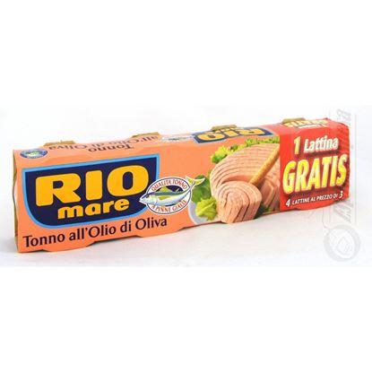 Immagine di TONNO RIO MARE O/O GR.120X3 +1