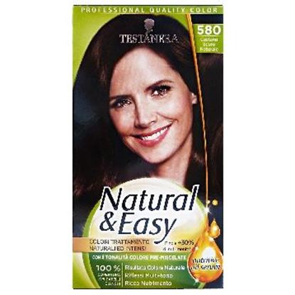 Picture of COLOR.NATURAL&EASY 580 CASTANO SCURO NAT