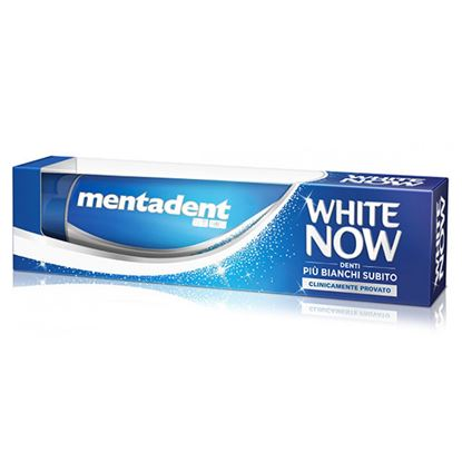 Picture of DENT. MENTADENT WHITE NOWML.75