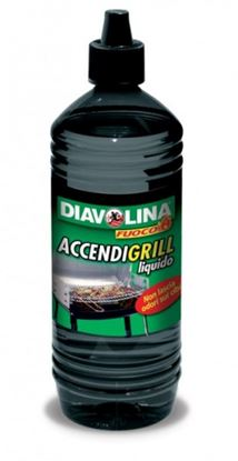 Picture of DIAVOLINA ACCENDIGRILL LIQUIDO LT 1
