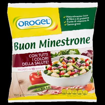 Picture of BUON MINESTRONE GR.750 OROGEL