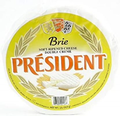 Picture of BRIE PRESIDENT 60%