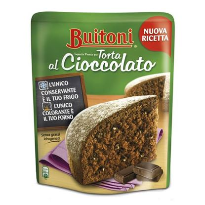 Picture of TORTA CIOCCOLATO BUITONIGR 600
