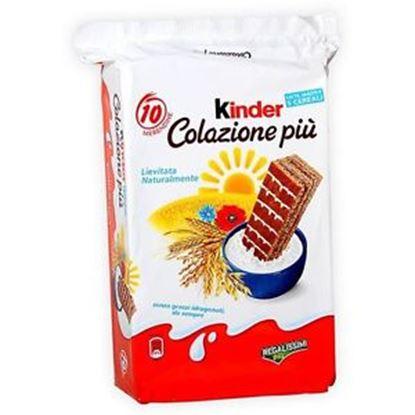 Picture of KINDER COLAZIONE PIU PZ.10 GR.300