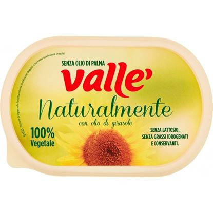 Picture of MARGARINA VALLE`GR250