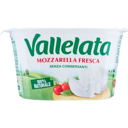 Picture of MOZZARELLA VALLELATA GR 125