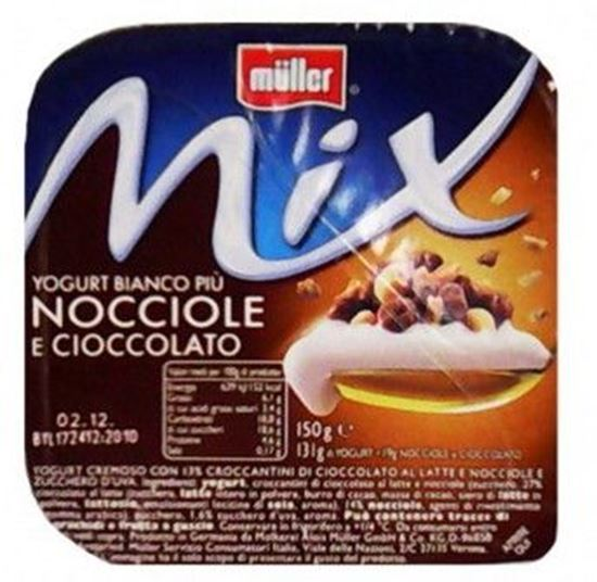 Picture of YOGURT MULLER MIX NOCC/CIOCC GR 150