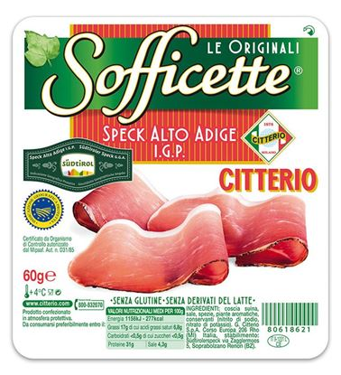 Picture of SOFF.SPECK A.ADIGE IGP CITTERIO VK GR 60