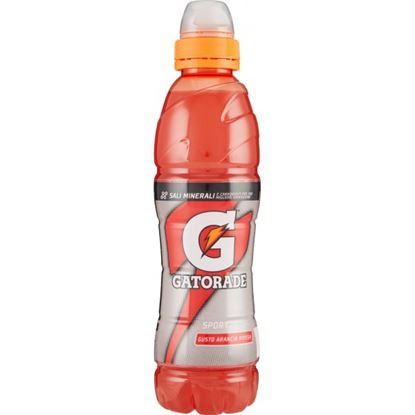 Picture of GATORADE SPORT BOTTLE AR.ROSSA PET ML500